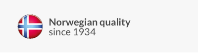 From Norway since 1934